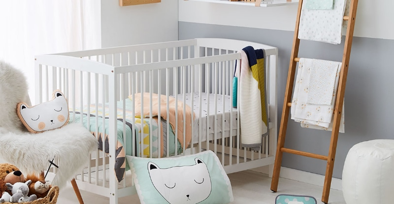 Quand préparer la chambre de bébé ?