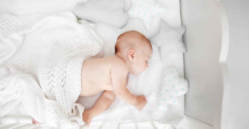 Quelle est la température idéale dans une chambre pour bébé?