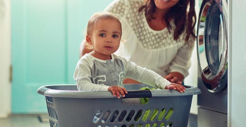 Quelle lessive utiliser pour un bébé?