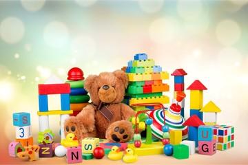 Des jouets pour petits et grands