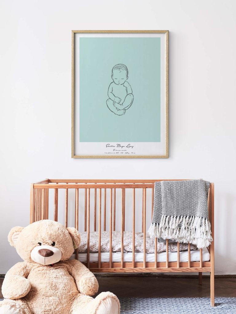 Où trouver la chambre idéale pour votre futur bébé : nos conseils !
