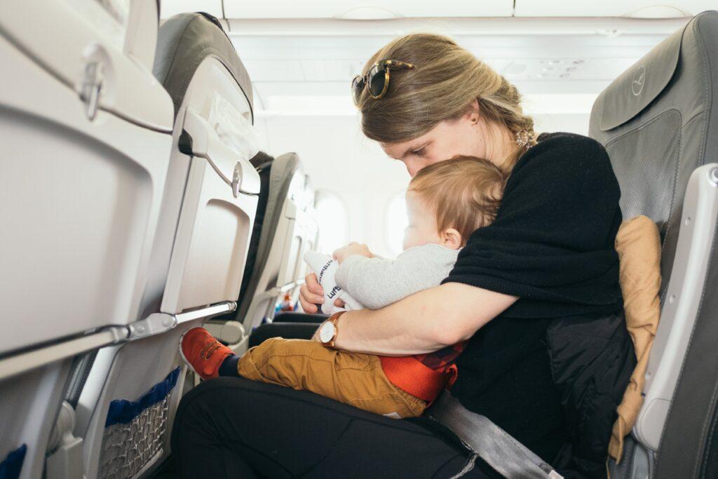 avion-bébé